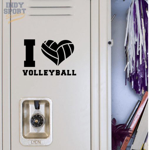 Heart Shaped Volleyball